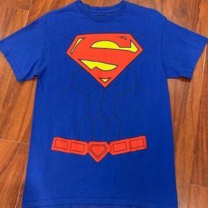 DC Comics Superman T-Shirt Men's in Size M